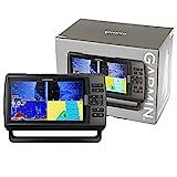 Garmin SONDA GPS Striker Plus 9CV GPS Integrado MAPAS Quickdraw Contours SONDA Chirp CLEARVÜ con...