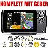 Humminbird Helix 7 Chirp GPS DI G2 Down Imaging Echolot Combo Montaje fijo