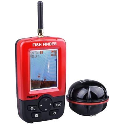 Sonar de pesca barata
