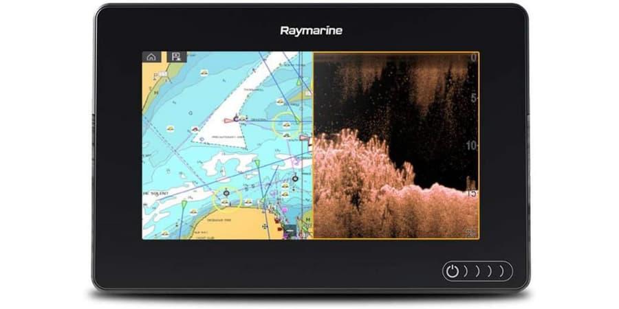 comprar sonda de pesca Raymarine y su precio